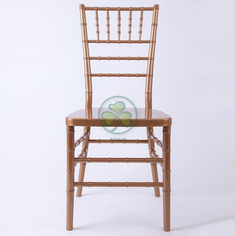 Resin chiavari Chair 0284