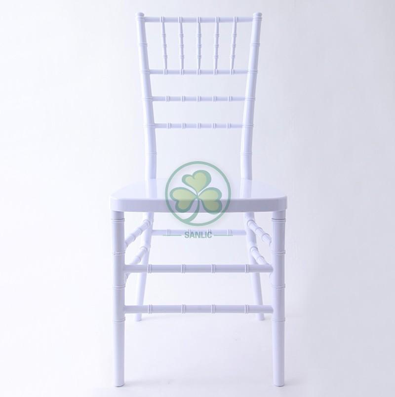 Resin chiavari Chair 0313