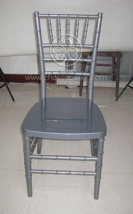 Resin chiavari Chair with Steel Tube 094