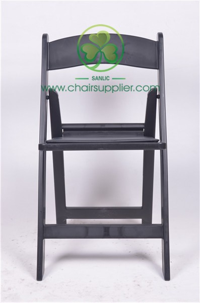 Resin Folding Chair 001