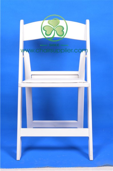 Resin Folding Chair 002