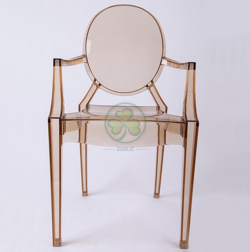 Louis Ghost Armchair 045