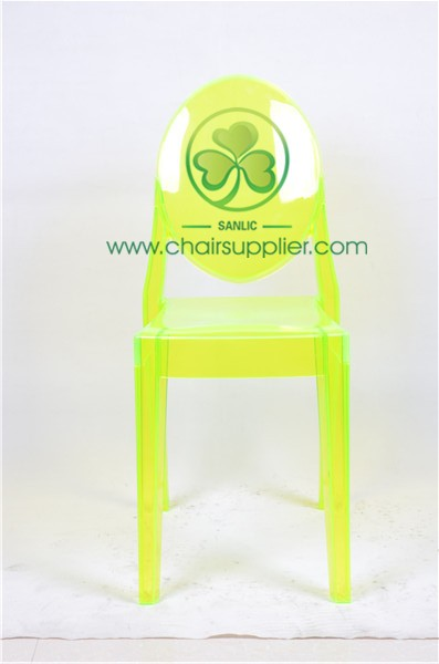 Victoria Ghost Armless Chair 003
