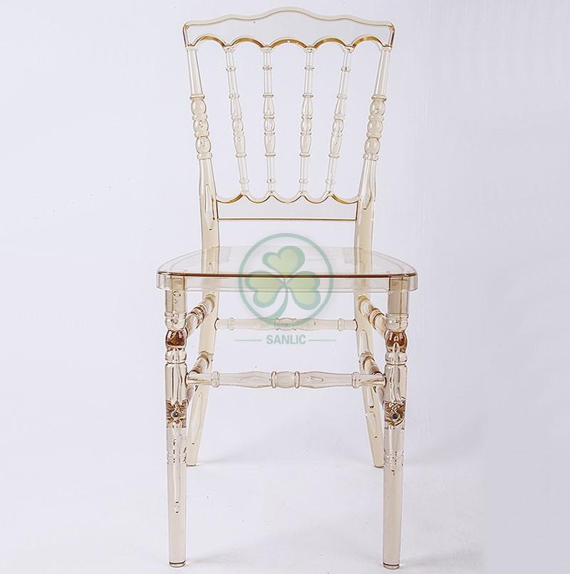 Resin Napoleon Chair 066