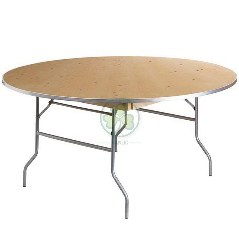 Round Folding Table  032