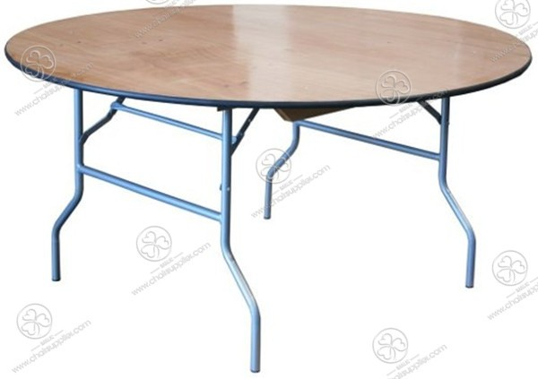 Round Folding Table 015