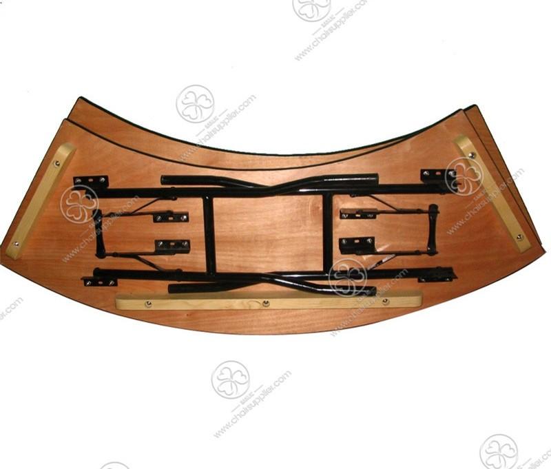 Serpentine Folding Table 006