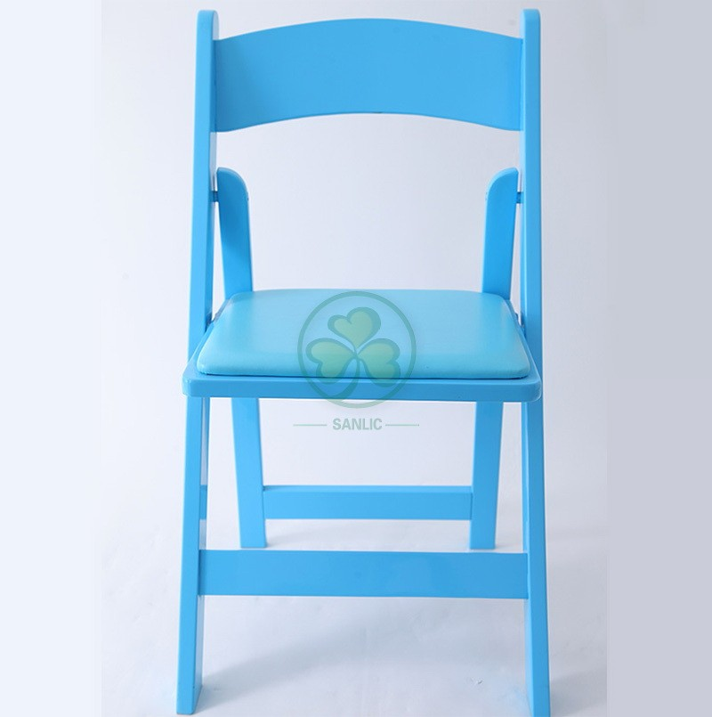 Wooden Folding Chair with General Design 034
