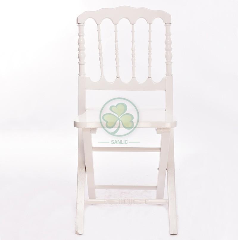 Wooden Folding Napoleon Chair 018