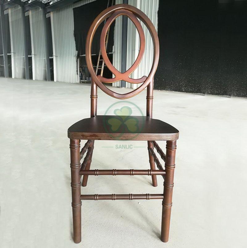 Wooden Phoenix Chair 006