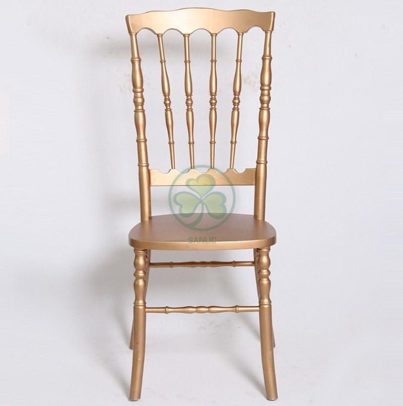 Wooden VIP Chair B 034