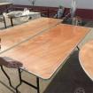 Rectangular Folding Table 033