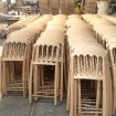 Wooden Folding Chateau Chair 010