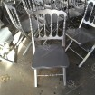 Wooden Folding Napoleon Chair 017