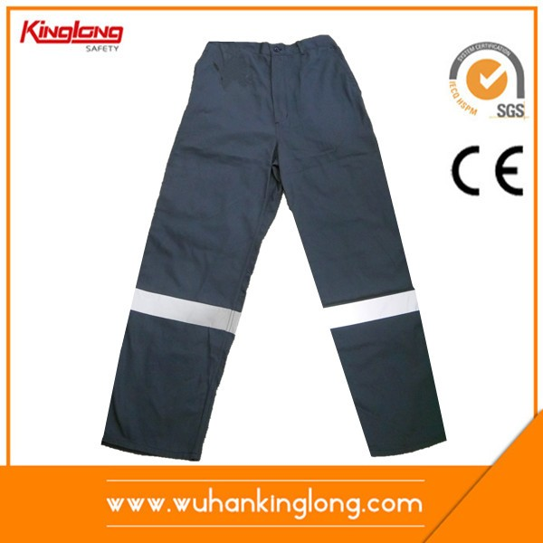 Multi-Function Reflective Safety Workwear Pants