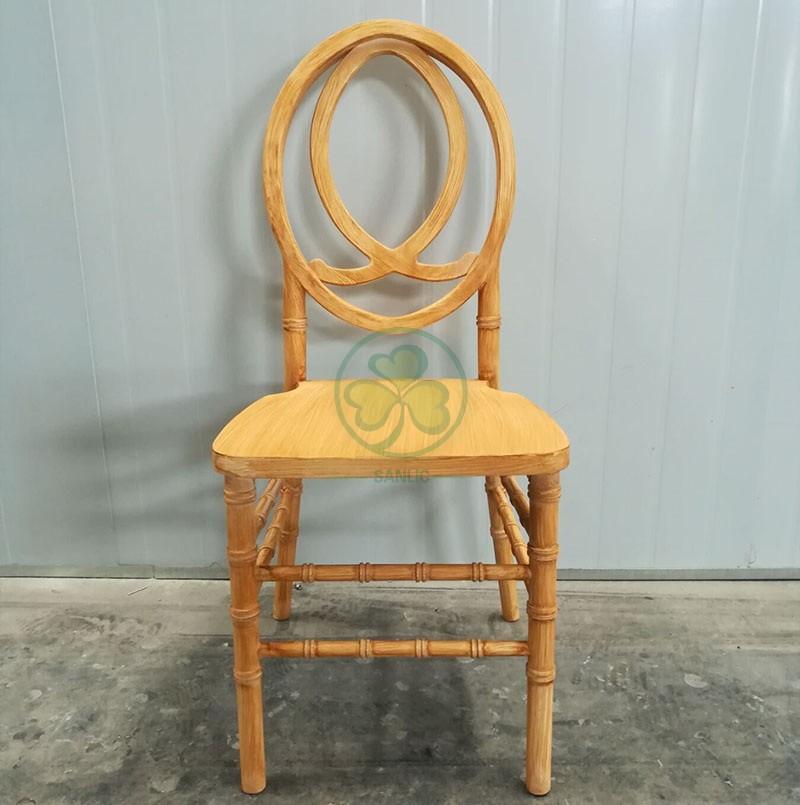 Wooden Phoenix Chair 007